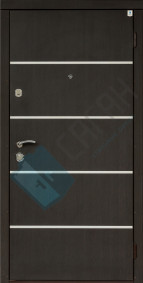 Входные Двери Саган, Серия Молдинг, Модель Al-4