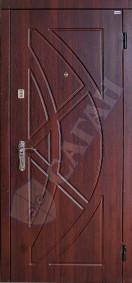 """Входные двери серии """"КЛАССИК""""  модель 122"""