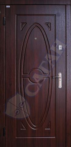 """Входные двери серии """"КЛАССИК""""  модель 104"""