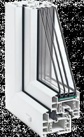 Металлопластиковое окно Rehau Geneo