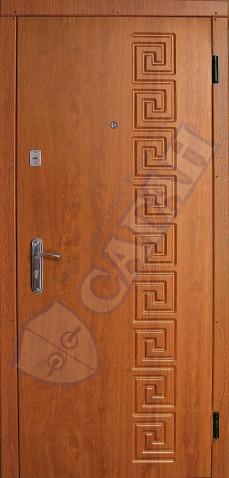 """Входные двери серии """"КЛАССИК""""  модель 121"""