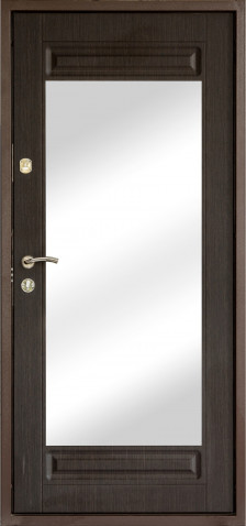 """Входные двери коллекции """"Зеркала"""" модель ZR2"""