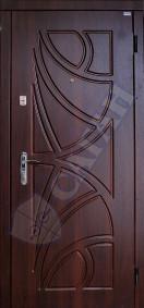 """Входные двери серии """"КЛАССИК""""  модель 109"""