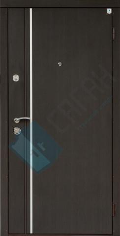 Входные Двери Саган, Серия Молдинг, Модель Al-7