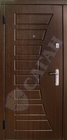 """Входные двери серии """"КЛАССИК""""  модель 124"""