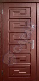 """Входные двери серии """"КЛАССИК""""  модель 116"""