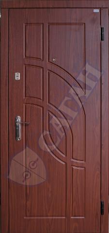 """Входные двери серии """"КЛАССИК""""  модель 105"""