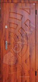 """Входные двери серии """"КЛАССИК""""  модель 114"""