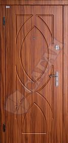 """Входные двери серии """"КЛАССИК""""  модель 117"""