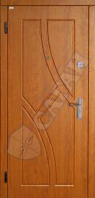 """Входные двери серии """"КЛАССИК""""  модель 123"""