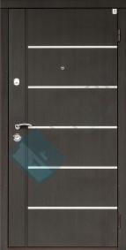 Входные Двери Саган, Серия Молдинг, Модель Al-11