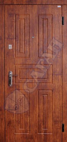 """Входные двери серии """"КЛАССИК""""  модель 102"""