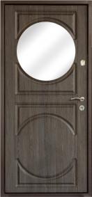 """Входные двери коллекции """"Зеркала"""" модель ZR3"""