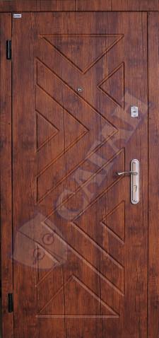 """Входные двери серии """"КЛАССИК""""  модель 112"""