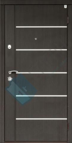 Входные Двери Саган, Серия Молдинг, Модель Al-10
