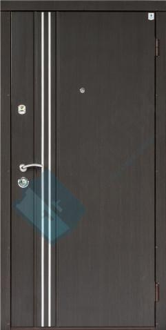 Входные Двери Саган, Серия Молдинг, Модель Al-8