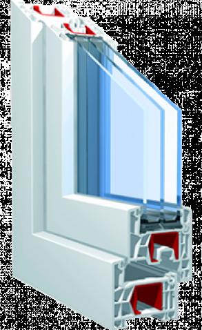 Металлопластиковое окно OSNOVA Premium