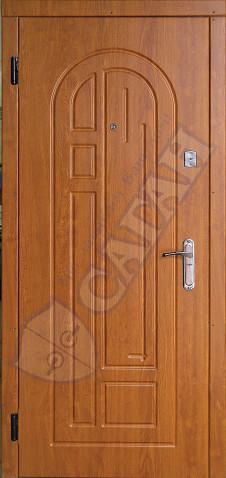 """Входные двери серии """"КЛАССИК""""  модель 120"""