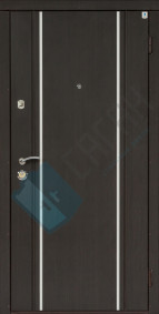 Входные Двери Саган, Серия Молдинг, Модель Al-9