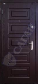 """Входные двери серии """"КЛАССИК""""  модель 108"""
