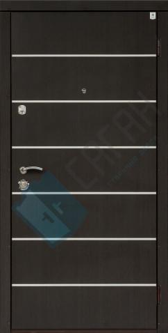 Входные Двери Саган, Серия Молдинг, Модель Al-5