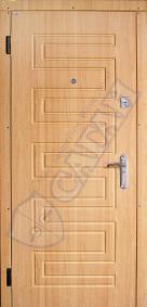"""Входные двери серии """"КЛАССИК""""  модель 119"""